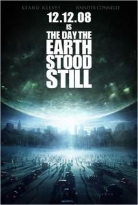 Filmplakat_Der Tag an dem die Erde stillstand