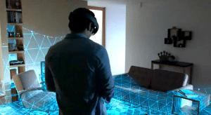 Datenbrille HoloLens